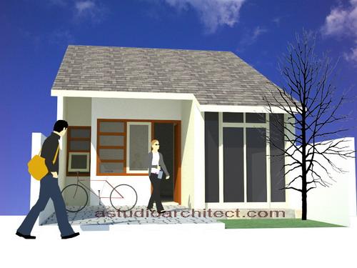 420 Gambar Rumah Sederhana 6 X 6 Gratis