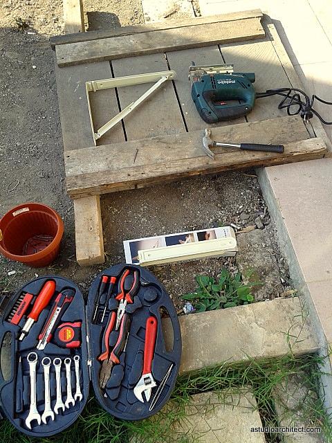 Cara Membuat Kitchen Set Dari Kayu
